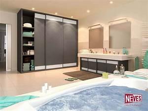 Amenagement Salle De Bain : am nager une cuisine ou une salle de bain rangement sur ~ Dailycaller-alerts.com Idées de Décoration
