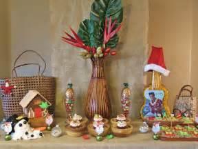Hawaiian Christmas Party Decorations
