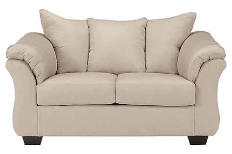 darcy collection  ashley loveseat