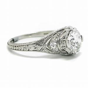 1920 vintage engagement rings wedding promise diamond With 1920 wedding rings