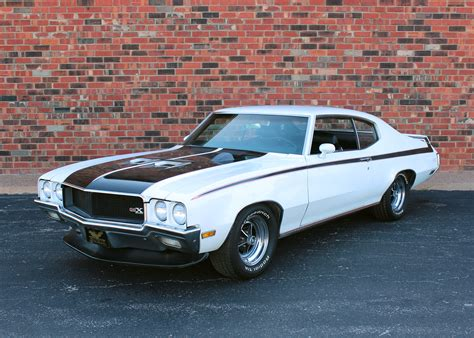 Buick Gsx Stage 2 by 1970 Buick Gsx Stage 1 Classiccars Journal