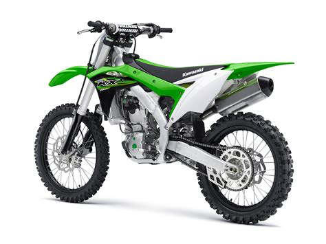 First Look The 2017 Kawasakis Are Here Motocross Action