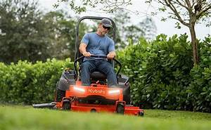 Kubota Launches 2020 Zero Turn Mowers