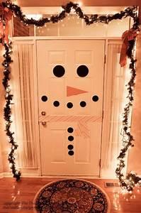 20, Creative, Diy, Christmas, Door, Decoration, Ideas
