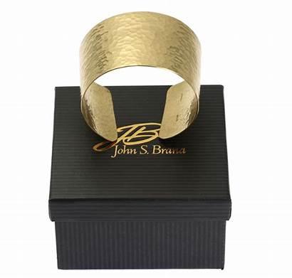 Cuff Hammered Brass Nu Bracelet Cuffs
