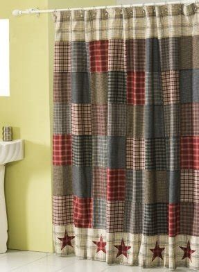 primitive shower curtains primitive shower curtains foter