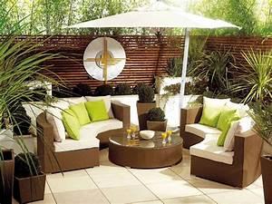 Salon De Jardin Rotin Naturel : mobilier de jardin rotin naturel jardin ~ Melissatoandfro.com Idées de Décoration