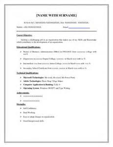 basic resume sle free exles of resumes best photos printable basic resume templates free with regard to sle 87