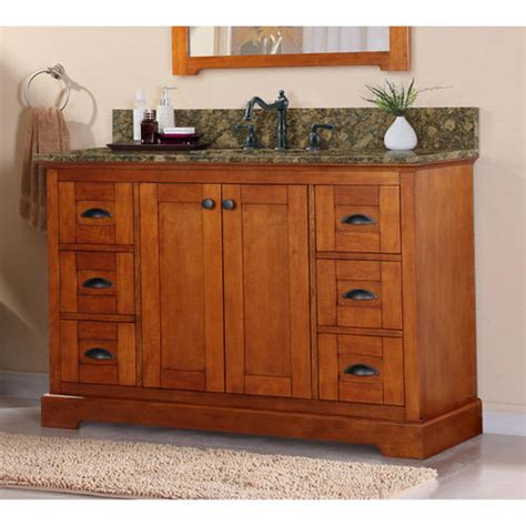 menards bathroom vanity without top magick woods 48 quot wallace collection vanity base at menards 174