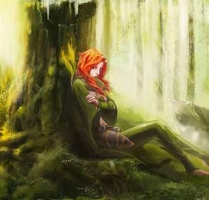 LYRALEI THE WINDRUNNER By TrungTH DOTA 2 Pinterest