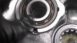 Honda Civic Manual Transmission Bad Input Shaft Bearing