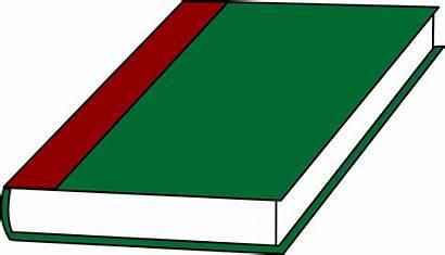 Clip Clipart Books Cliparts Cartoon Library Closed