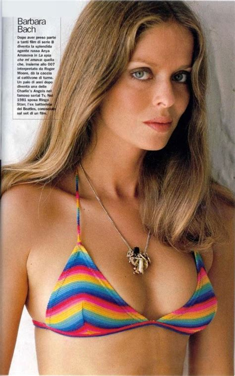 Barbara Bach photo 41 of 47 pics, wallpaper - photo