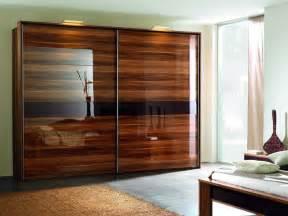 veneer wood sliding closet doors with glass framed