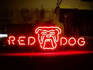 Neon Lab red poochie