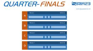 Chart Templates For Excel Football Cup Bracket Free Template For Excel