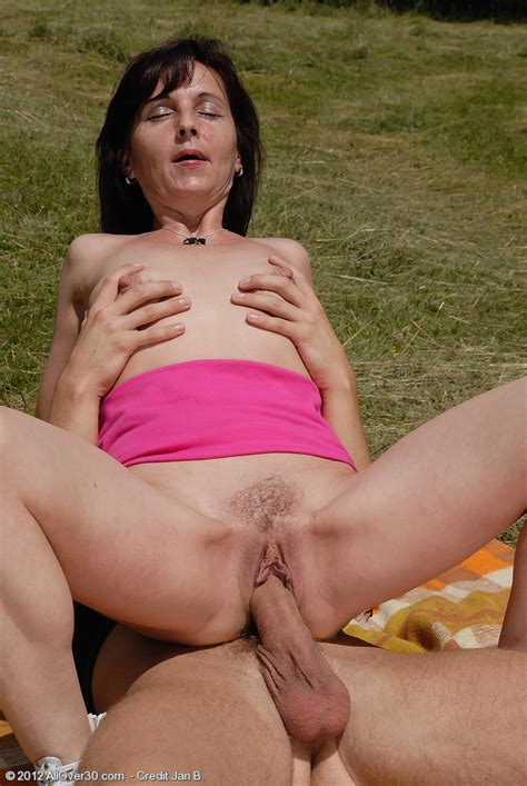 steamy outdoor fuck with milf jenny h milf fox