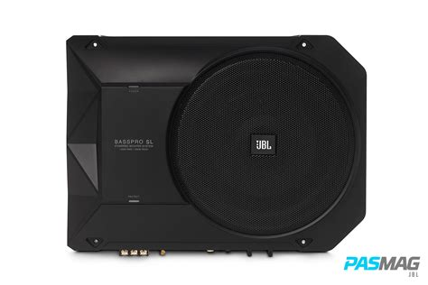 subwoofer auto test pasmag performance auto and sound jbl basspro sl lified subwoofer system review