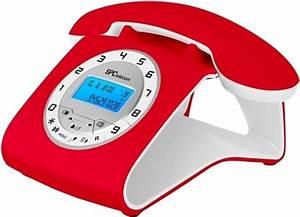 Telefon Schnurlos Retro : spctelecom 3606r retro elegance corded landline phone price in india buy spctelecom 3606r ~ Buech-reservation.com Haus und Dekorationen