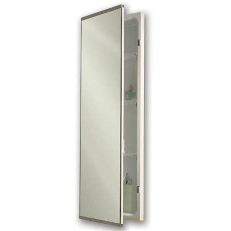 broan medicine cabinet shelves bel aire slim stainless trimmed medicine cabinets by broan