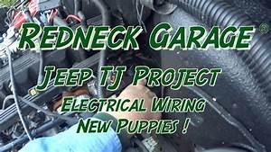 Jeep Tj Project