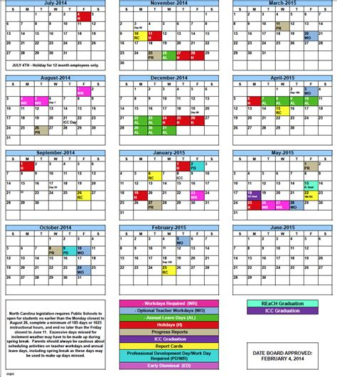 broward county school schedule examples forms