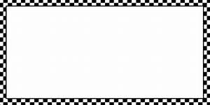 Worldlabel Border Bw Checkered X clip art Free vector in ...