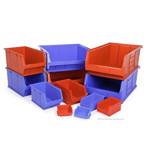 Buy Small Parts Tc5 Topstore Plastic Containers Pack Of 10