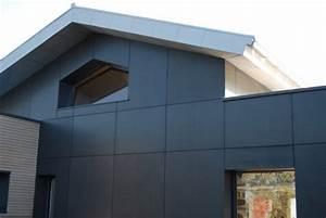 Bardage Fibre Ciment : bardage panneaux fibres ciment ~ Farleysfitness.com Idées de Décoration