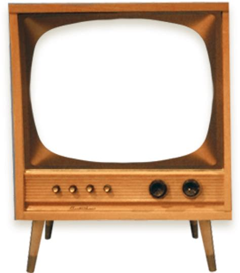 Tvs Classic Backgrounds by Background Television Tv Transparent 22244 Free Icons