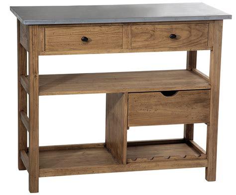 billots de cuisine mobilier table table billot