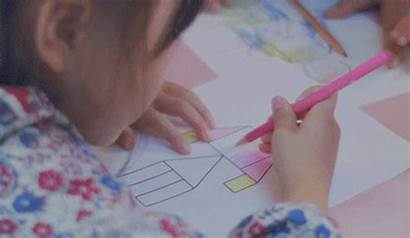 Colouring Animation Drawing Coloring Draw Animated Children