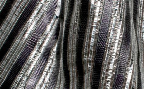 Mit Lecturer Develops Solar Textiles, Redefines Curtain