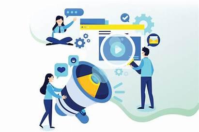 Marketing Digital Services Solutions Seo Business Social