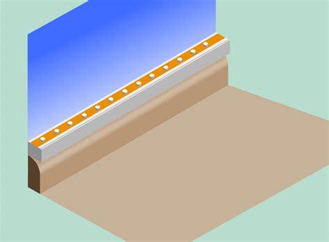 Indirekte Wandbeleuchtung Led by Bauanleitung Led Streifen Indirekte Wandbeleuchtung