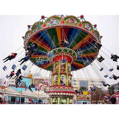 Image Gallery swing ride