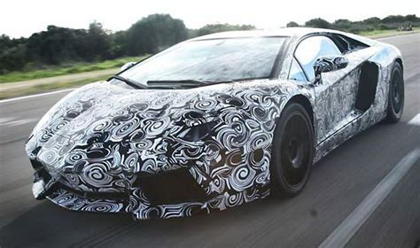 Lamborghini With A Cool Pattern. #car #black #white