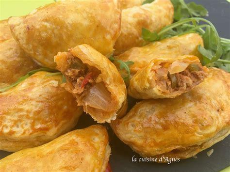 cuisine thon empanadas au thon blogs de cuisine
