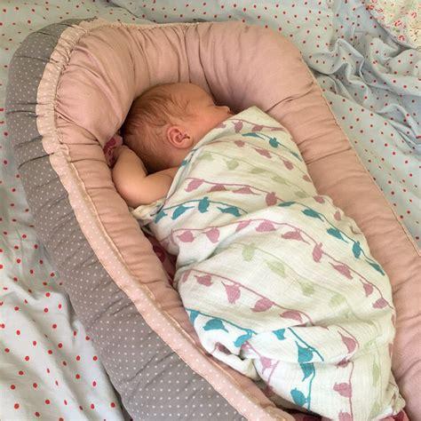 babynest selber machen n 228 hanleitung frau diy