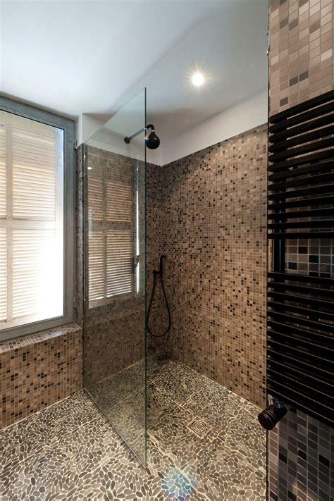 cool ideas  pictures custom shower tile designs