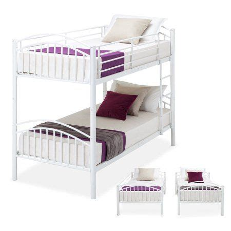 Bunk Beds With Settee by Uenjoy Metal Bunk Beds Frame