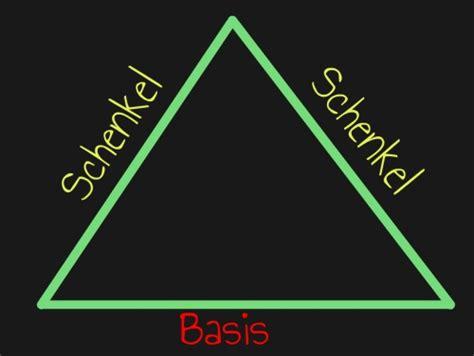 besondere dreiecke  tipps wie du sie immer erkennst