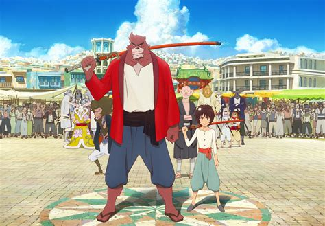 anime japan movies 2016 the boy and the beast troubled boy discovers beast mode