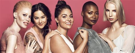 size models  beauty campaigns  ads