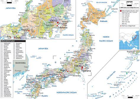 japan map toursmapscom