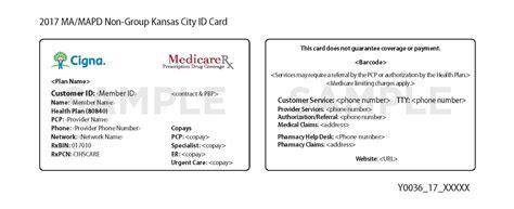 Medicare Advantage Card for Pinterest