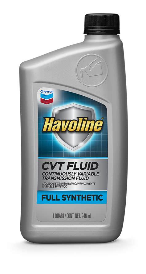 Cvt Fluid by Havoline Synthetic Cvt Transmission Fluid Chevron