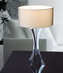 quadrant table lamp viore design With quadrant lamp table