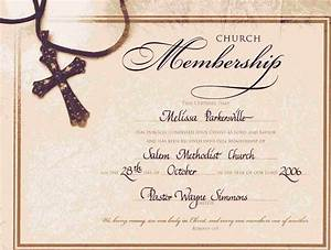 Best photos of blank church certificate templates church membership certificate template for Free religious certificate templates