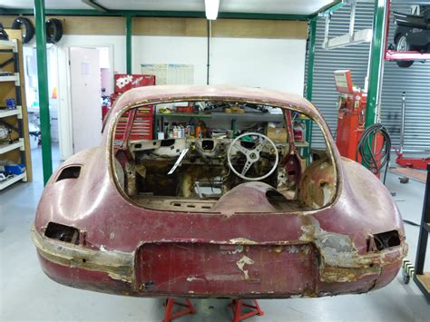 E-type Chassis 15 Discovered In France
